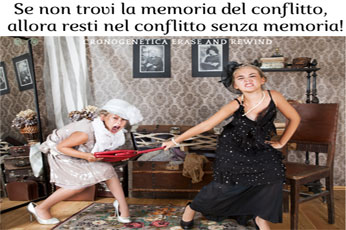 conflitto e memoria